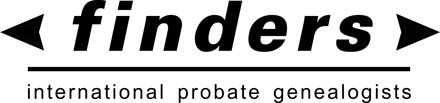 Finders Probate Genealogists, London, England