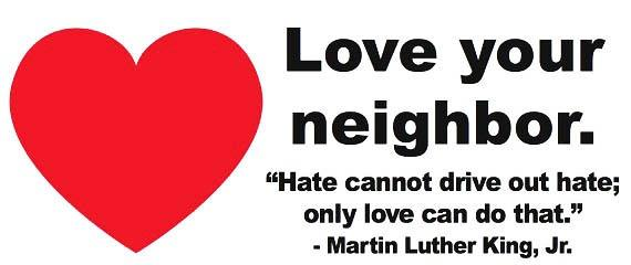 love-your-neighbor quote