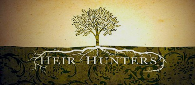BBC Heir Hunters Logo