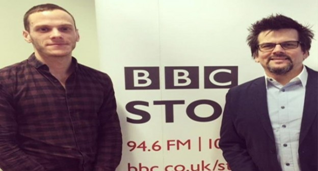 Daniel curran and Ryan Gregory - BBC Stoke