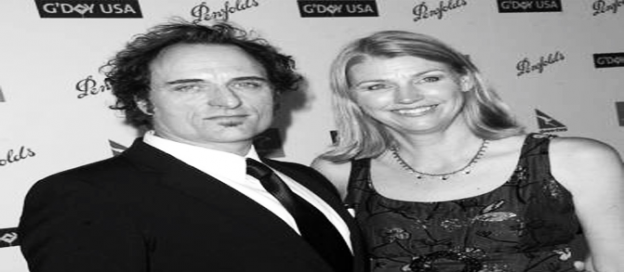 Diana Chappell with Sons of Anarchy star and husband Kim Coates