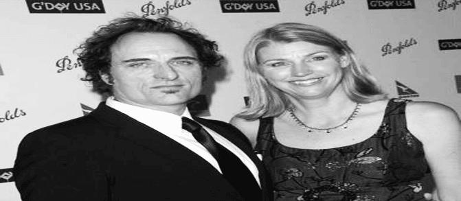 Kim Coates and wife Diana   Kim coates, Kim, Wife