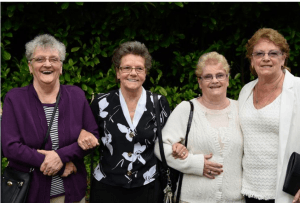 Sisters reunited in Ashford