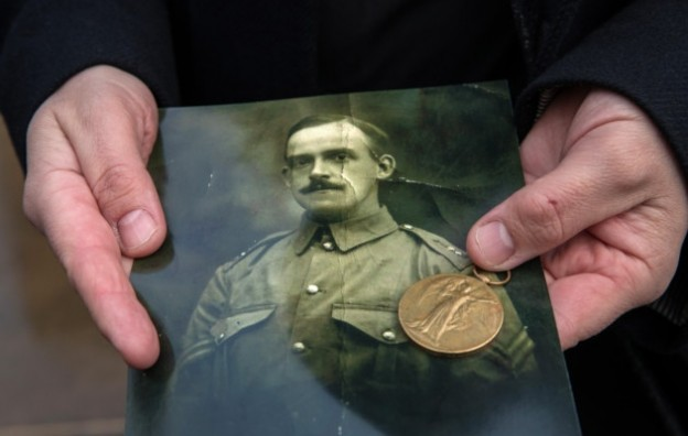 thetford-and-brandon-war-medal-to-be-returned-to-soldiers-family-in-thetford