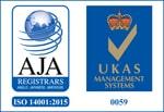 ISO 14001徽标