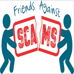Logo di Friends Against Scams