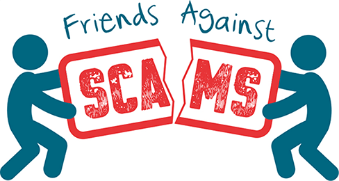 Finders International premiada Friends Against Scams Certification