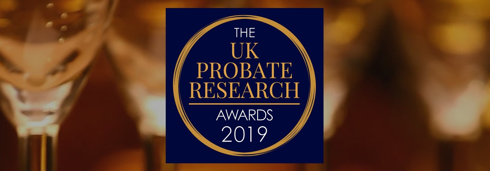 The UK Probate Research Awards 2019