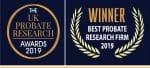 Premios de Investigación de Sucesiones del Reino Unido 2019