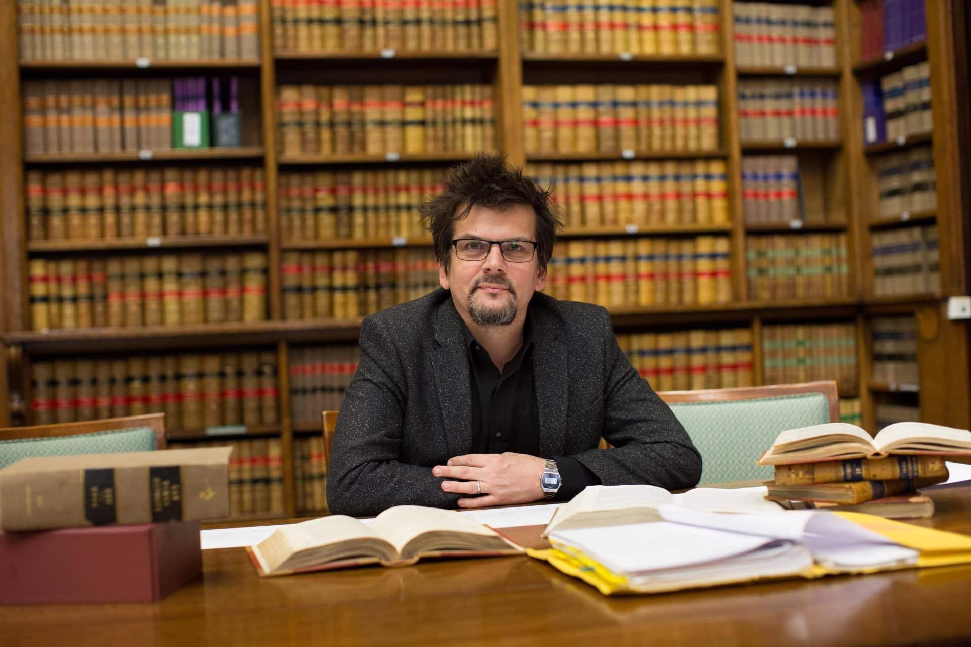 Danny Curran Law Society -kuva