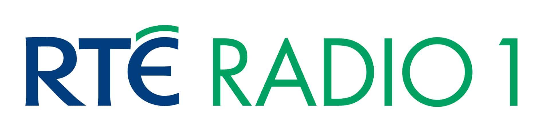 Logo radio 1 de RTE