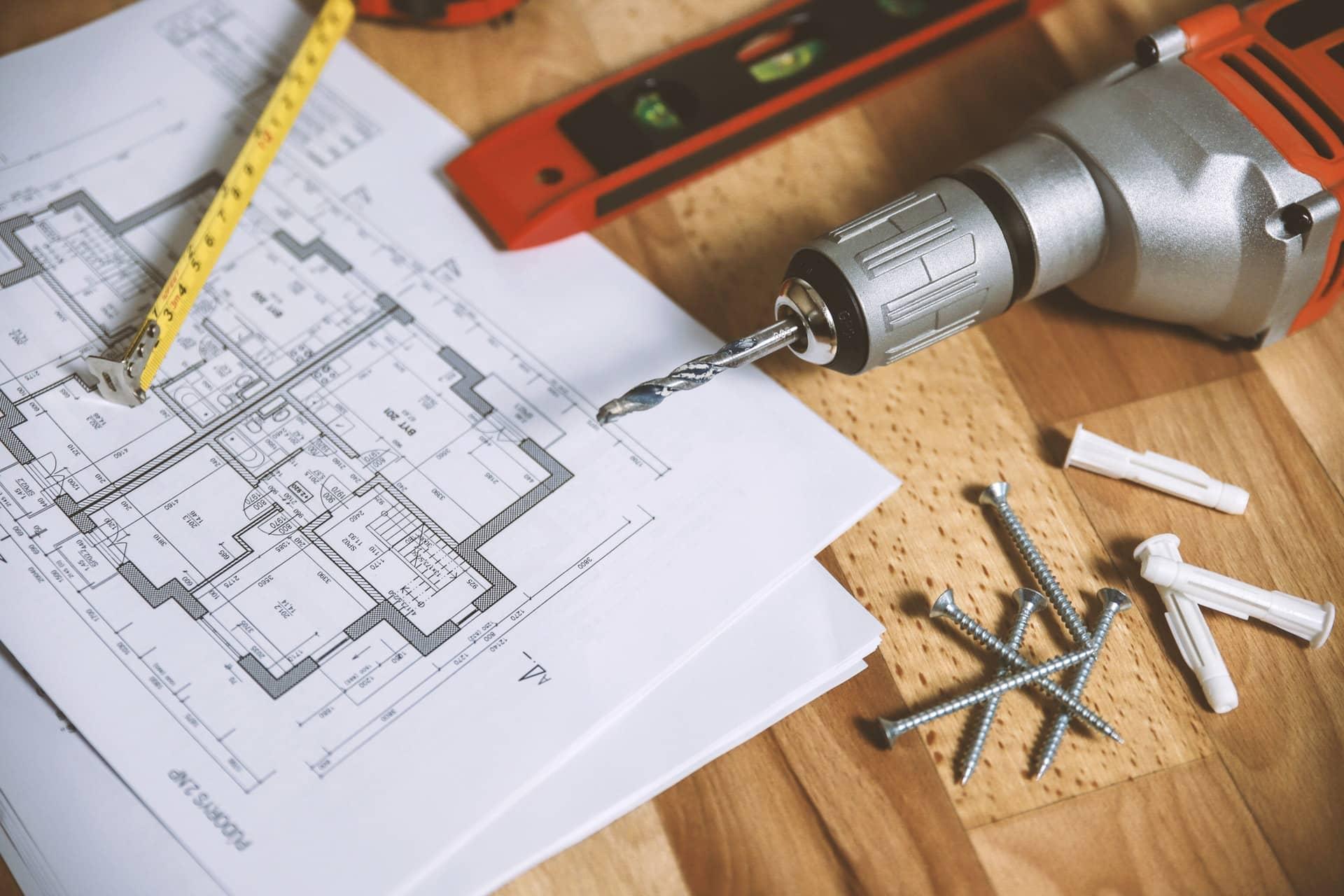 blueprint design estate