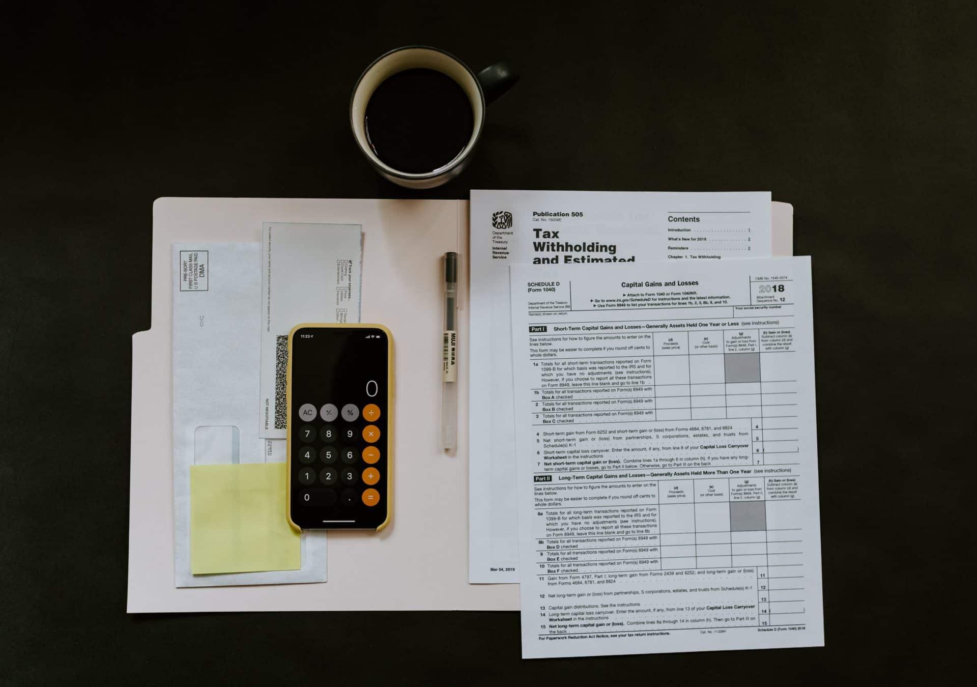 Steuerbild